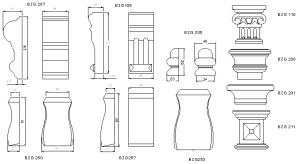 zierprofile zierst cke. Black Bedroom Furniture Sets. Home Design Ideas