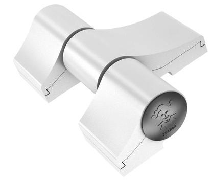 Bevorzugt 12/12_Türbänder für PVC und Alu Haustüren und Scharniere OK75